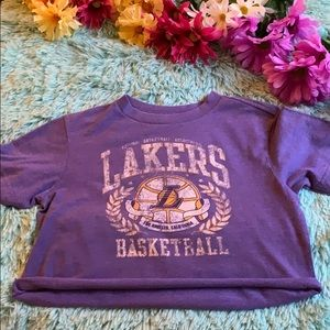 Tops - 5 for 20❗️❗️ vintage lakes crop top